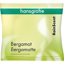 Suihkutuoksupakkaus Hansgrohe, bergamotti, 5 kpl