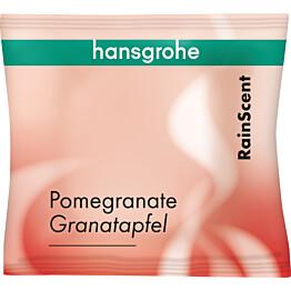 Suihkutuoksupakkaus Hansgrohe, granaattiomena, 5 kpl