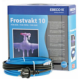 Sulanapitokaapeli Ebeco Frostvakt®10 10m