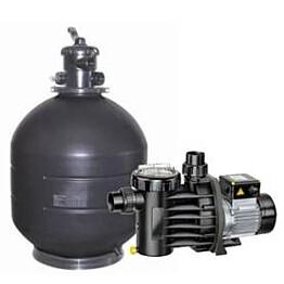 Suodatusjärjestelmä Mega MFV17 Speck Badu 6 pumpulla