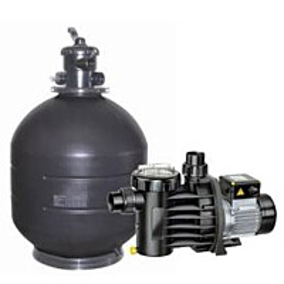 Suodatusjärjestelmä Mega MFV24 Speck Badu 11 pumpulla