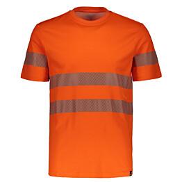 T-paita Dimex 4059+ hi-vis oranssi