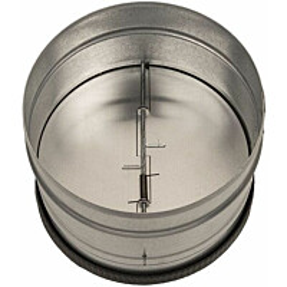 Takaiskuventtiili liesituulettimelle Lapetek 150/160 mm