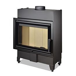 Takkasydän Romotop Heat 59.44 Slim 2,5-7 kW 175 m3