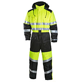 Talvihaalari Dimex 6039 hi-vis keltainen/musta