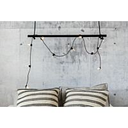 Tanko OHTO Nordic Home Kaisla 100cm musta lisäkuva