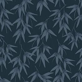 Tapetti Engblad & Co Global Living, Bamboo Garden 6470, 0.53x10.05m, sininen