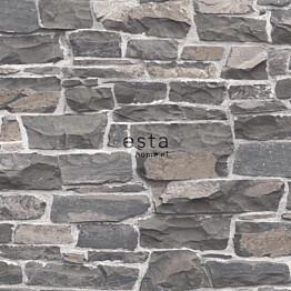 Tapetti Esta Brooklyn Bridge 138519 0,53x10,05 m sininen/harmaa/musta/ruskea