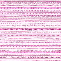 Tapetti Esta Fab 138840 0,53x10,05 m valkoinen/vaaleanpunainen