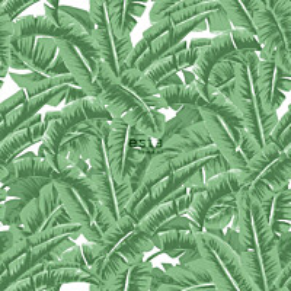 Tapetti ESTA Jungle Fever 138984 0.53x10.05m non-woven vihreä/valkoinen