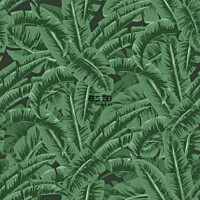 Tapetti ESTA Jungle Fever 138985 0.53x10.05m non-woven vihreä/musta