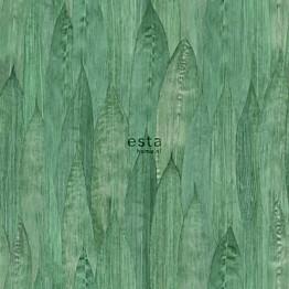 Tapetti ESTA Jungle Fever 138987 0.53x10.05m non-woven vihreä
