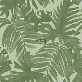 Tapetti ESTA Jungle Fever 138990 0.53x10.05m non-woven vihreä