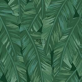 Tapetti ESTA Jungle Fever 139016 0.53x10.05m non-woven vihreä