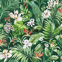 Tapetti ESTA Jungle Fever 158893 0.465x8.37m non-woven monivärinen