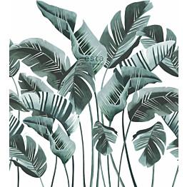 Tapetti ESTA Jungle Fever 158898 1.86x2.79m non-woven vihreä/valkoinen