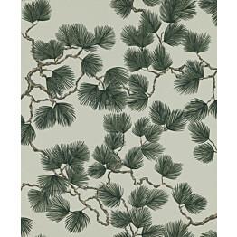 Tapetti Sandberg Pine vihreä 804-78, 0.53x10.05m, non-woven