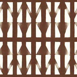 Tapetti Sandberg Shibori punainen 233-83, 0.53x10.05m, non-woven