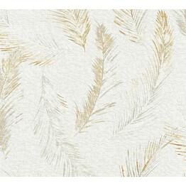 Tapetti Sandudd Four Seasons 358963, 0,53x10,05m, beige/oranssi, non-woven