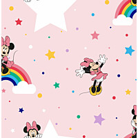 Tapetti Sandudd Rainbow Minnie 108592 0.53x10.5m