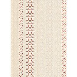 Tapetti Secrets 5992-06 0,53x10,05 m beige/valkoinen/punainen non-woven