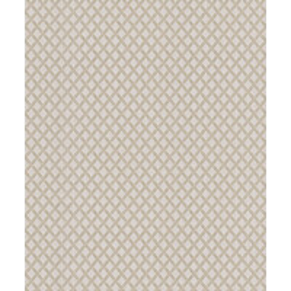 Tapetti Tapetit.fi Clarence CR3406 0.53x10.05m non-woven valkoinen/hopea