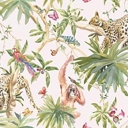 Tapetti Tapetit.fi Kaleidoscope Samroze Light Pink 90561