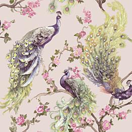 Tapetti Tapetit.fi Kaleidoscope Sana Pink 90671