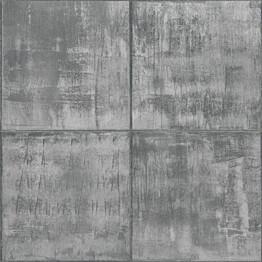 Tapetti Tapetit.fi Perspectives PP3402 0.53x10.05m non-woven harmaa/musta