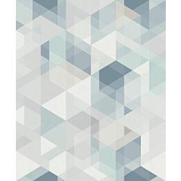 Tapetti Tapetit.fi Perspectives PP3501 0.53x10.05m non-woven monivärinen