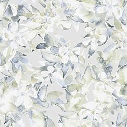 Tapetti YALA Flower Light Grey YA19530 0,53x10,05 m monivärinen non-woven