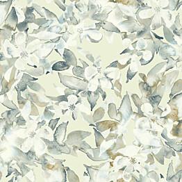 Tapetti YALA Flower Mint YA19531 0,53x10,05 m monivärinen non-woven