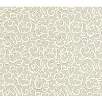 Tapetti 1838 Wallcoverings Brodsworth harmaa 0,52x10,05 m