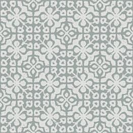 Tapetti Azulejos Tiles 128043 0,53x10,05 m harmaa non-woven