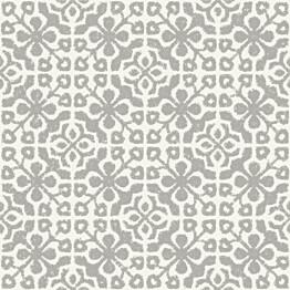 Tapetti Azulejos Tiles 128045 0,53x10,05 m taupe/valkoinen non-woven