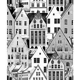 Tapetti Bergen 5220-2 0,53x11,2 m harmaa