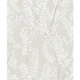 Tapetti Feeling FE20215 Leaves Ecodeco 0,53x10,05 m beige