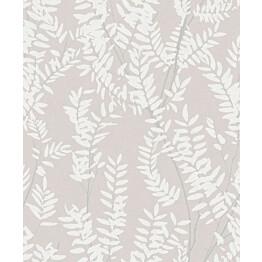 Tapetti Feeling FE20217 Leaves Ecodeco 0,53x10,05 m pinkki/vaaleanpunainen