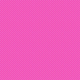 Tapetti Fine Dots 137311 0,53x10,05 m pinkki/valkoinen non-woven