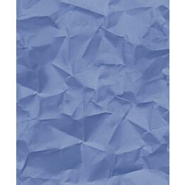 Tapetti HookedOnWalls Crinkle sininen 0,52x10,05 m