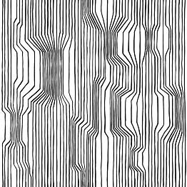 Tapetti Marimekko Frekvenssi 23365 0,70x10,05 m non-woven
