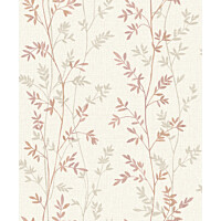 Tapetti Natural Forest Ardal NF3108 0,53x10,05 m punainen