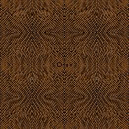 Tapetti Raw Elegance 347347 0,53x10,05 m ruskea/kupari/kiiltävä