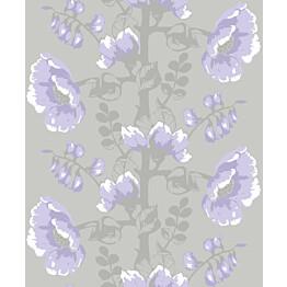 Tapetti Silkkisuukko 5146-3 0,53x11,2 m lila