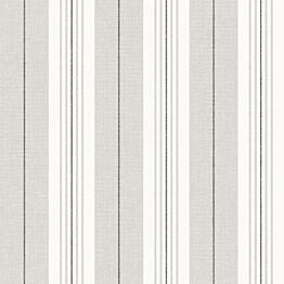 Tapetti Stripes 127621 0,53x10,05 m harmaa non-woven