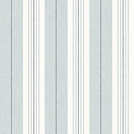 Tapetti Stripes 127652 0,53x10,05 m vaaleansininen non-woven