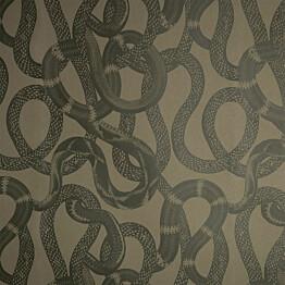 Tapetti Studio Lisa Bengtsson Snake peek vihreä 0,53x10,05 m non-woven