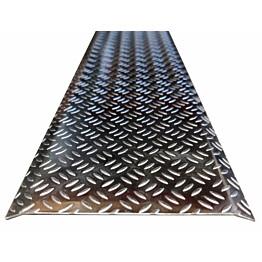 Tasolista Warma, 120x2000mm, riisinjyvä, alumiini