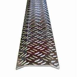Tasolista Warma, 50x1000mm, riisinjyvä, alumiini