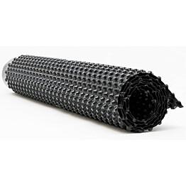 Bitumikermi Technonicol Drainage Membrane 2x20 m sokkelit/kellarit musta